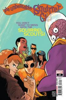 Unbeatable Squirrel Girl #47