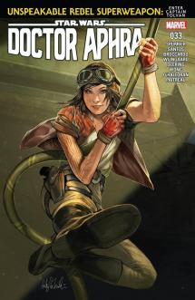 Star Wars: Doctor Aphra #33