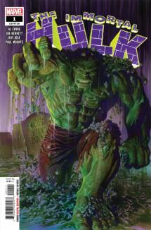 Immortal Hulk (2018-2020) #1