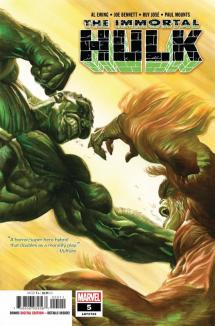 Immortal Hulk (2018-2020) #5