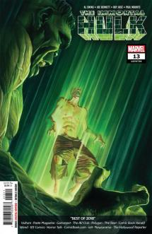 Immortal Hulk (2018-2020) #13