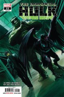 Immortal Hulk (2018-2020) #22