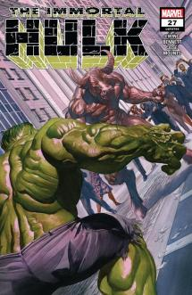 Immortal Hulk (2018-2020) #27