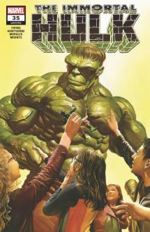 Immortal Hulk (2018-2020) #35