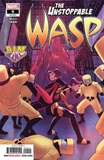 Unstoppable Wasp #9