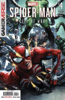 Marvel's Spider-Man: City at War #4