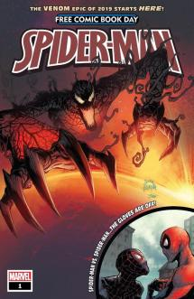 Free Comic Book Day 2019 (Spider-Man/Venom) #1