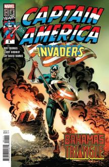 Captain America and the Invaders: The Bahamas Triangle #1