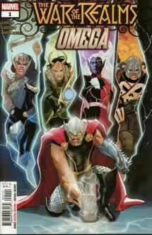 War of the Realms Omega #1