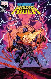 Revenge of the Cosmic Ghost Rider #3