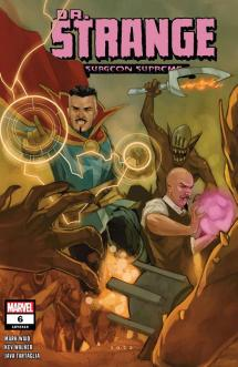 Doctor Strange: Surgeon Supreme #6