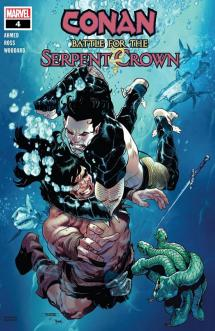Conan: Battle for the Serpent Crown #4