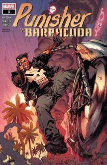Punisher vs. Barracuda #1