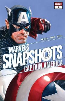 Captain America: Marvels Snapshots #1