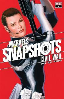 Marvels Snapshots: Civil War #1