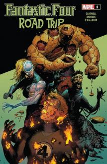 Fantastic Four: Road Trip #1