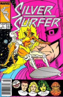 The Silver Surfer Vol.3 #42 A Second Chance